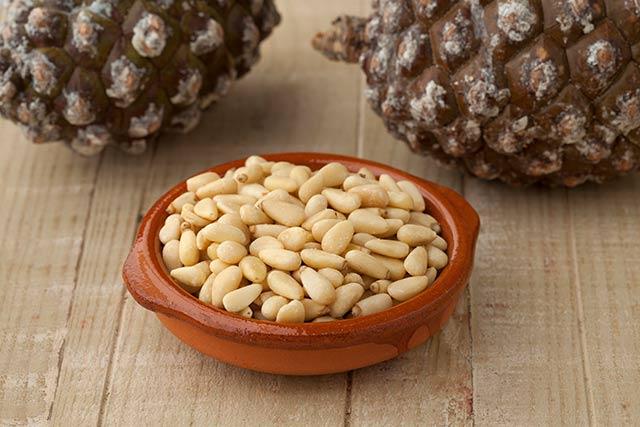 Как сделать кедровые орехи мягкими